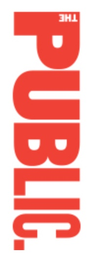 Public Theater logo